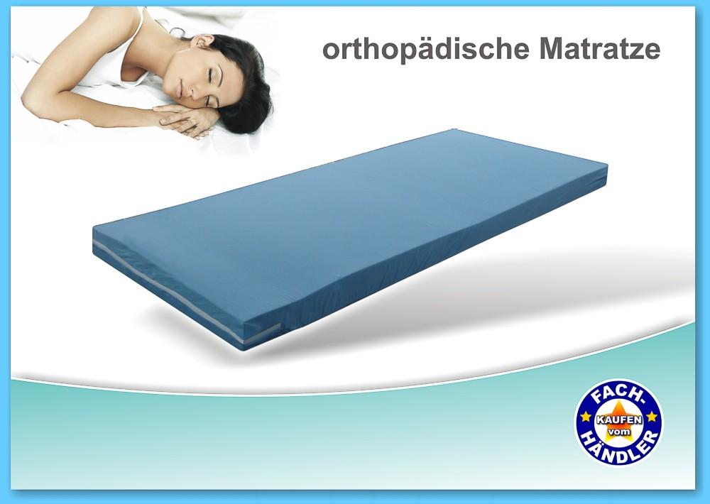 orthop dische kaltschaummatratze 120x200cm ideal f r wohnmobile und wohnwagen ebay. Black Bedroom Furniture Sets. Home Design Ideas