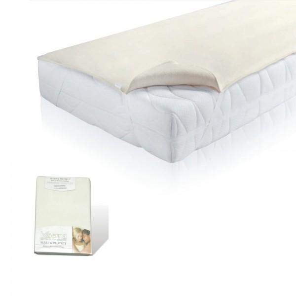 Premium Matratzenauflage Biberna  90x190cm