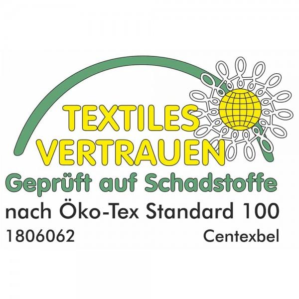 Taschenfederkernmatratze Köln, 160x200cm, H2, 7 Zonen, 20cm hoch, Ökotex