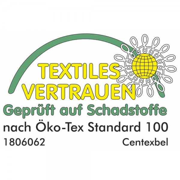 Taschenfederkernmatratze Köln, 180x200cm, H4, 7 Zonen, 20cm hoch, Ökotex