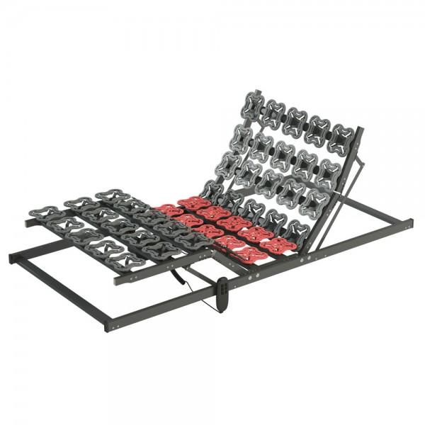elektrischer Lattenrost 90x200cm mit Teller Modulen, Produkt