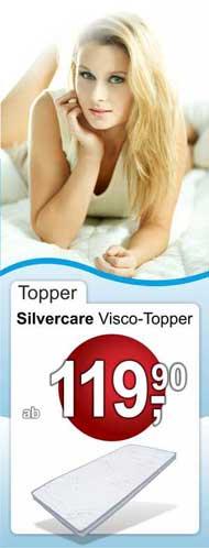 Silvercare Topper
