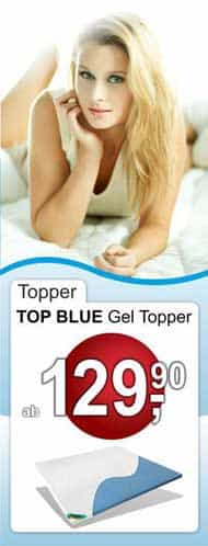 Gel Topper TOP-BLUE