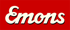 Lattenrost Sets versenden wir mit der  Spedition EMONS