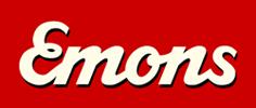 Versand mit Spedition EMONS