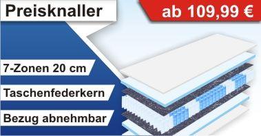 Taschenfederkernmatratze Köln