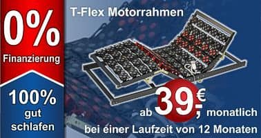 T-Flex elektrischer Tellerrahmen