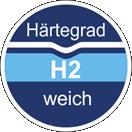 Taschenfederkernmatratzen mit Härtegrad H2