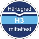 Taschenfederkernmatratzen mit Härtehgrad H3