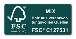 FSC Zertifikat für Benningr Lattenroste