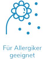 allergikergeeignet